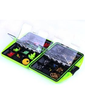 LENPABY lead hard Hooks Fishing Accessories Fishing Boxs Swivels sinking Stoppers Connectors Casting pesca Fishing Tackle tool